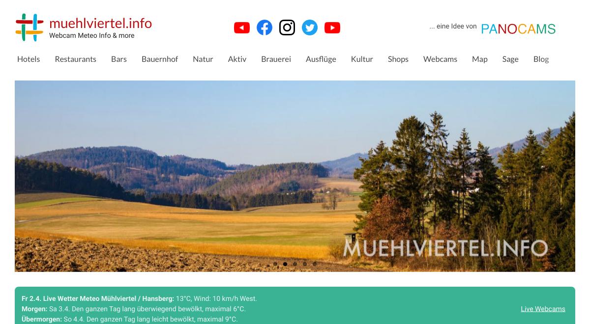 www.muehlviertel.info