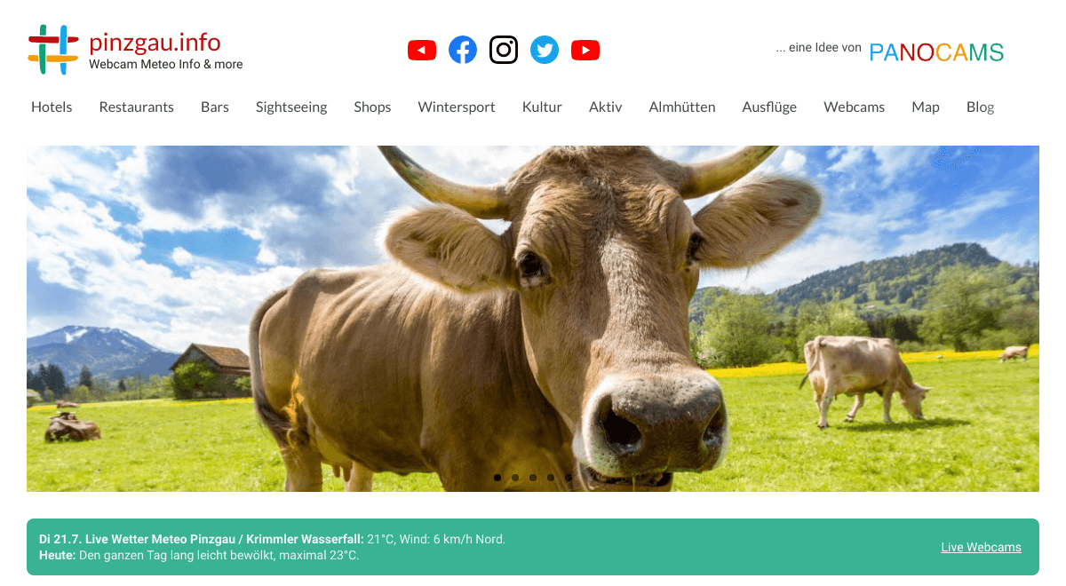www.pinzgau.info