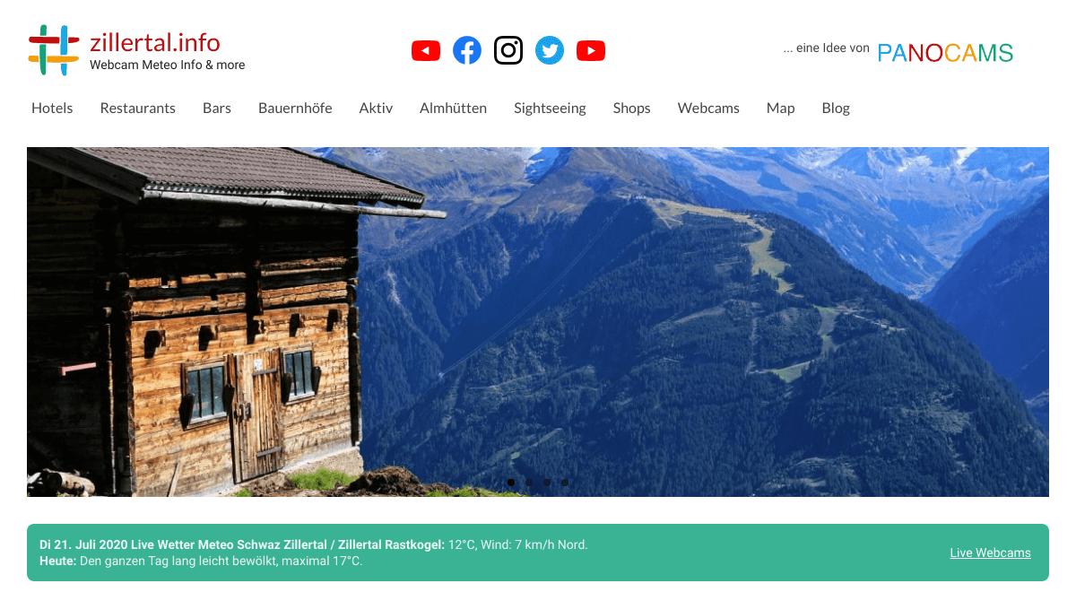 www.zillertal.info