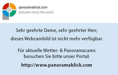 Webcam Skigebiet Oberaudorf - Hocheck Mittelstation - Oberbayern